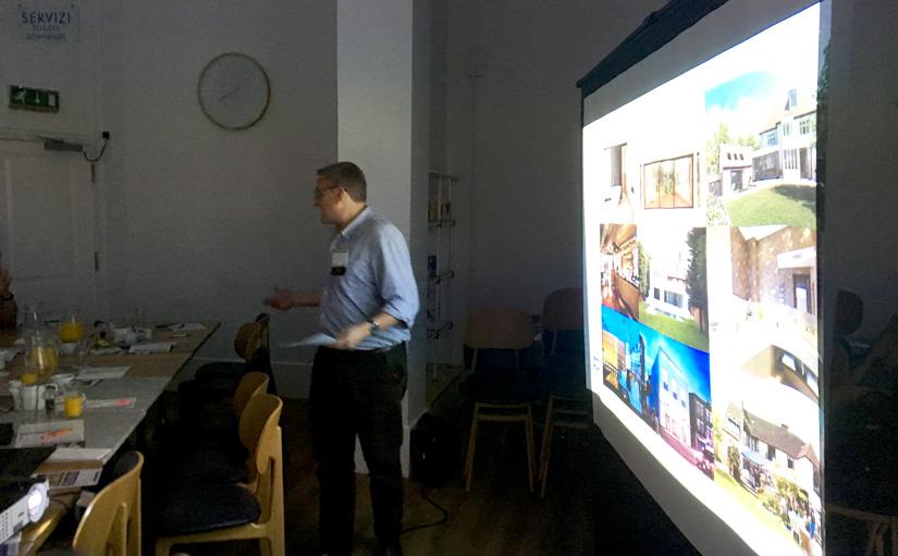 Steve Evans presentation
