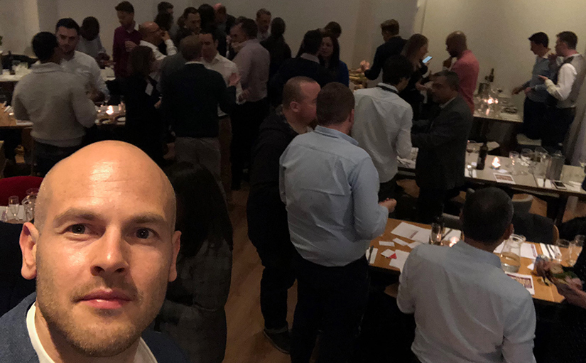 BNI Central Run Their First Evening Networking Event